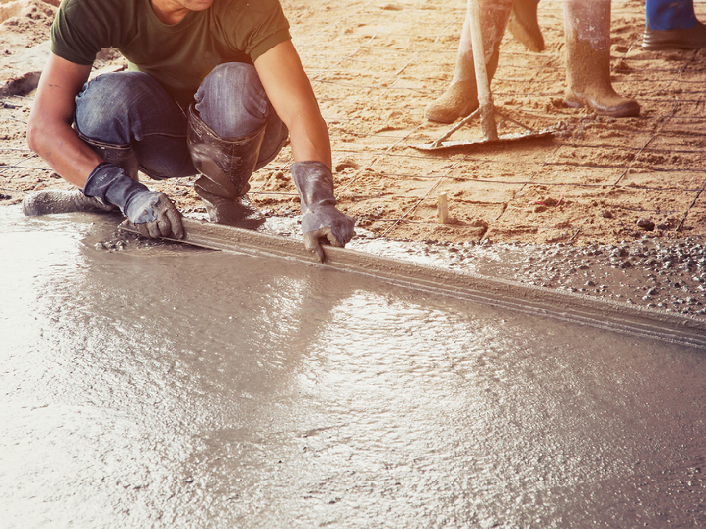 Restore Your Crumbling Concrete With Ease